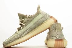 "Adidas Yeezy Boost 350 V2 ""Citrin"" Drops In September: Best Look Yet"