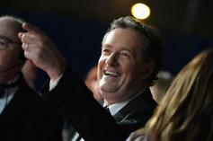 Piers Morgan Gets Dragged After Saying He Dances To 50 Cent On Most Days