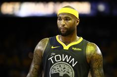 DeMarcus Cousins Agrees To A Year With Lakers: Report