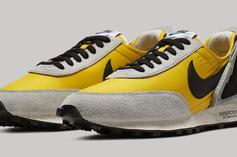 "Undercover X Nike Daybreak Dropping In ""Bright Citron"" Colorway: Official Images"