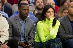Kendall Jenner Reacts To Meme About Her NBA Boyfriends