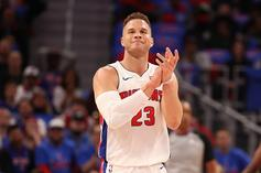 Blake Griffin Puts Jimmy Fallon Through Post-Game Interview Test: Watch