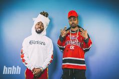 """EarthGang Tease """"MirrorLand"""" Album With New Banger"""