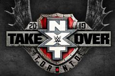 WWE NXT Title Matches Announced For TakeOver: Toronto II