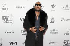 Jeezy Forecasts Snow As Guest Meteorologist On The Weather Channel