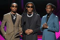 "Migos & Young Thug Studio Photo Sparks ""MigoThuggin"" Speculation"