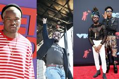 """Danny Brown, Earthgang & IDK Conquer This Week's """"FIRE EMOJI"""" Playlist"""