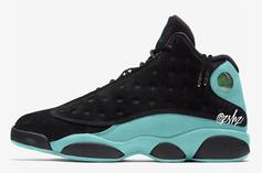 "Air Jordan 13 ""Island Green"" Rumored To Debut This Fall: First Look"
