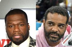 50 Cent Questions Whether Jim Jones Is A Federal Informant In Instagram Post