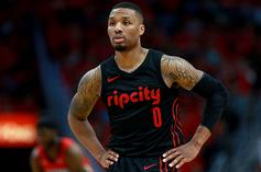 Damian Lillard Breaks Down All Of His Tattoos: Video