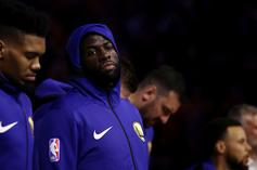 Warriors' Draymond Green Posts Video To Prove That He's Not 6'5