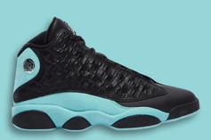 "Air Jordan 13 ""Island Green"" Releasing Sooner Than Expected: Details"