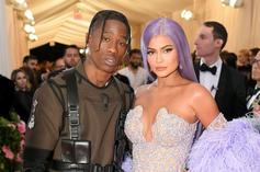 "Kylie Jenner Is Spending More Time With Travis Scott; Has Made ""Rise & Shine"" Merch"