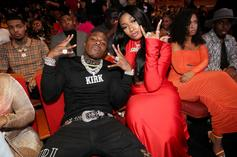 DaBaby Wants Megan Thee Stallion To Reach His Studio