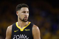 """Warriors' Steve Kerr: It's """"Unlikely"""" Klay Thompson Will Play This Year"""