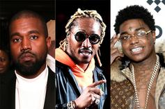 "HNHH TIDAL Wave: Kanye West's ""Jesus Is King,"" Future, Kodak Black & More"