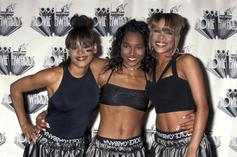 """T-Boz Celebrates 25th Anniversary Of """"CrazySexyCool"""" With Throwback Left Eye Clip"""
