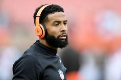 Odell Beckham Jr. Reportedly Wants Out Of Cleveland