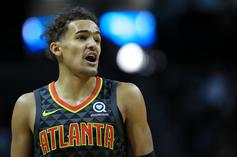 Trae Young Cops Massive $1.5 Million Mansion In Oklahoma: Photos