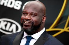 Shaq Hilariously Roasts Kyrie Irving Over Nagging Shoulder Injury