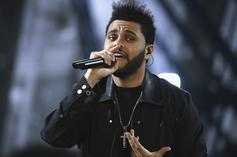 The Weeknd Threw Luxurious NYE Bash With Travis Scott & More