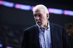 """Gregg Popovich Explains Why The NBA Is """"Very Boring"""" Now"""