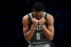Nets' Spencer Dinwiddie & Others Change Jersey Number In Honor Of Kobe Bryant