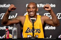 Kobe Bryant Memorabilia Selling For Up To 20x Price Before Death