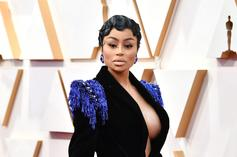 Blac Chyna Was At The Oscars & Nobody Knows Why