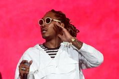 Future Accuses Eliza Reign Of Getting Pregnant On Purpose: Report