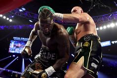Deontay Wilder's Joe Rogan Interview Contradicts Costume Excuse