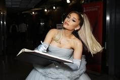 Ariana Grande Fan Arrested After Showing Up At Her Home With Love Note
