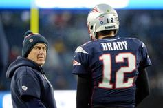 """Tom Brady & Bill Belichick Had """"Blowup"""" Leading To Severed Ties"""
