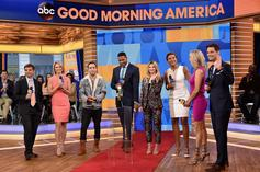 """Good Morning America"" Reporter Caught Without Pants"