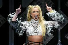 Britney Spears Burned Down Her Home Gym