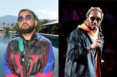 """Nav Reveals Future Recorded His """"My Business"""" Verse In 30 Minutes"""