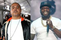 50 Cent Blasts Irv Gotti After He Checks In With BMF