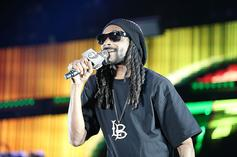 Snoop Dogg Has A Chain Of Biggie Wearing Another Chain