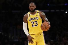 LeBron James Reacts To Elderly Man Being Shoved By Police