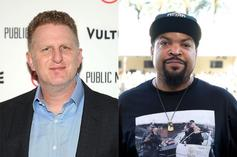 "Michael Rapaport Defends Ice Cube's Anti-Semitic Tweet: ""He's Anti-Asshole"""