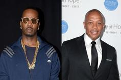 """Juicy J Wants All The """"Verzuz"""" Smoke With Dr. Dre"""