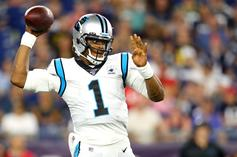 Cam Newton Comments On His New Patriots Contract