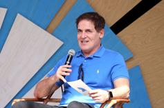 Mark Cuban Would Vote For Kanye West Over Trump