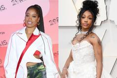 Keke Palmer Found Her Ex-Boyfriend Having Sex With A Man, She Tells SZA