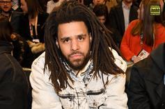 """J. Cole's """"The Fall Off"""" & The Curse Of Expectation"""