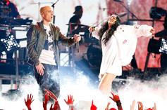 Eminem's Team Teases New Song With Rihanna