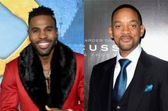 Jason Derulo Hits Will Smith In The Mouth With Golf Club