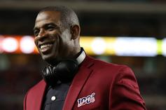 Deion Sanders To Become Head Coach At Jackson State
