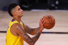 Kyle Kuzma Claps Back At Stephen A. Smith For Dwight Howard Take