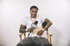 NBA Youngboy Ups His Merch Game With Vlone Collab